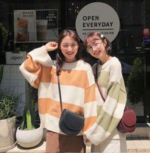 Fayre Stripe Knitwear