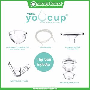 YOUHA YOUCUP MILK COLLECTION