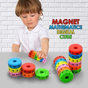 MAGNET MATHEMATICS DIGITAL CUBE
