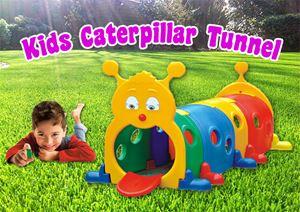 Kids Caterpillar Tunnel