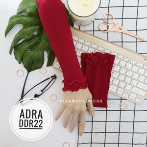 Handsock Adra DDR22 (MERAH HATI)