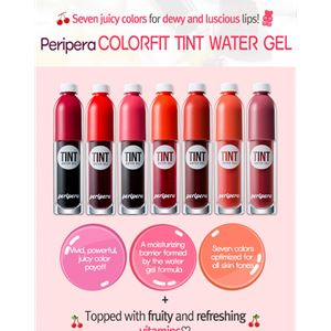 PERIPERA Color Fit Tint Water Gel 4.5ml