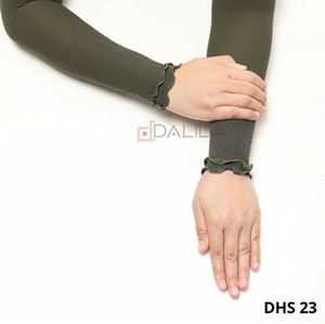 AS-IS Handsock Adra DDR23 (MOSS GREEN)