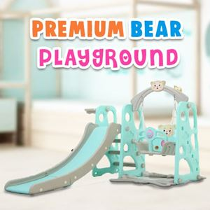 PREMIUM BEAR PLAYGROUND
