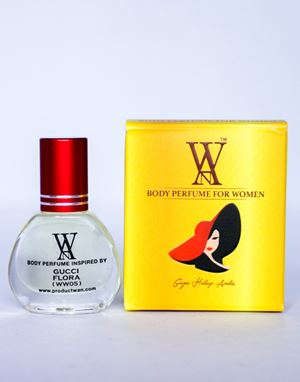 WAN BODY PERFUME -(WW05) GUCCI FLORA