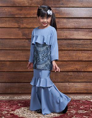 ZALYA BABY BLUE (KIDS)