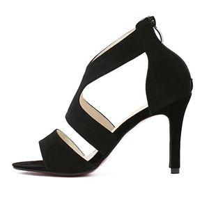 Shoe 2767 Black | Beige