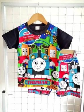 Pyjamas Short Pant THOMAS AND FRIENDS Black (Kids 2 -8)