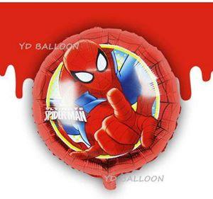 PARTY BALLOON ( SPIDERMAN )