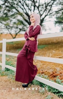 MISS REBEN-MAROON