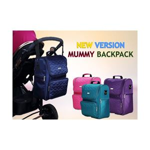 NEW VERSION MUMMY BACKPACK N00822