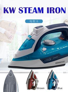 KW steam iron