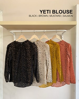 Yeti blouse
