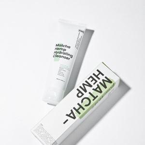 KRAVE BEAUTY Matcha Hemp Hydrating Cleanser 120ml