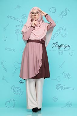 BLOUSE RAFFISYA - MAPLES