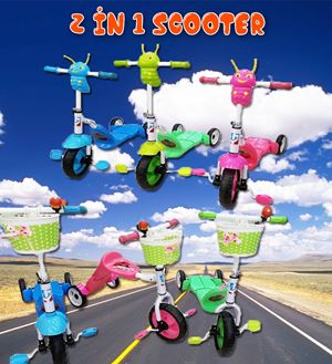 2in1 SCOOTER