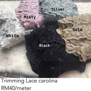 Trimming Lace Carolina