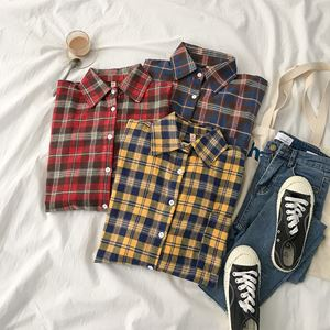 Martin Plaid Shirt