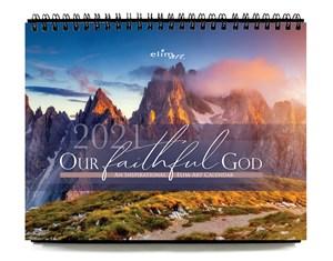 Desk Calendar (Landscape)