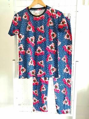 Pyjamas JR POPEYE BLUE : Size DEWASA 2XL, 3XL