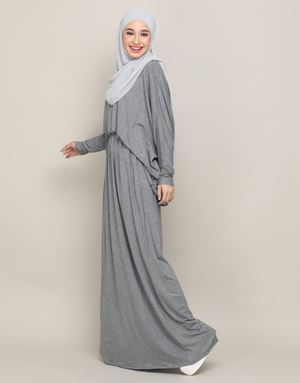 CLARA SKIRT IN GREY