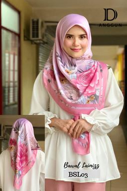 Bawal Satin Laimizz (BSL03)