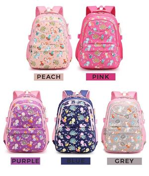 00828  PRIMARY GIRL SCHOOL BAG