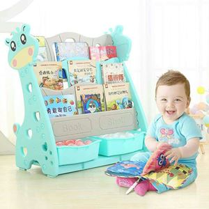 GIRAFFE BOOK RACK