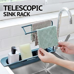 TELESCOPIC SINK RACK