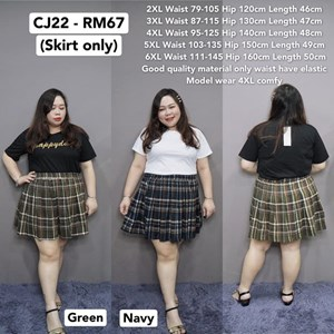 CJ22 Ready Stock* Waist 79-145cm