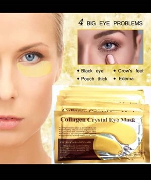 Collagen Crystal Eye Mask 1 Pair