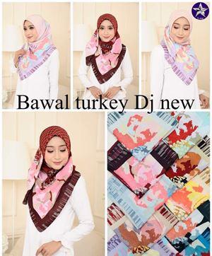 BAWAL TURKEY DJ NEW (BORONG)