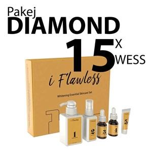 Pakej 15 x Whitening Essential Skincare Set