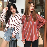 Kenzi Stripes Casual Shirt