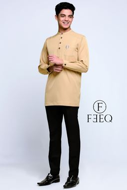 KURTA FEEQ (YELLOW BLONDE)
