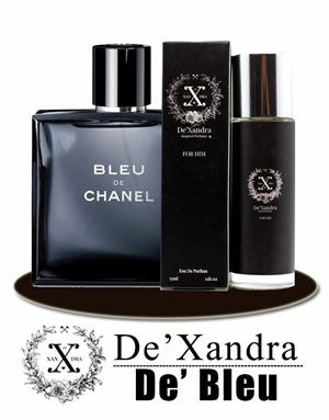 BLUE DE CHANEL (DARK SANDALWOOD) EDP 35ML - M CS