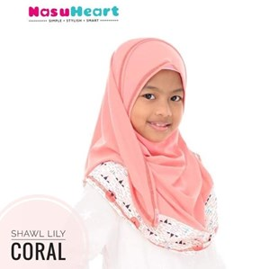 LILY (CORAL PINK)
