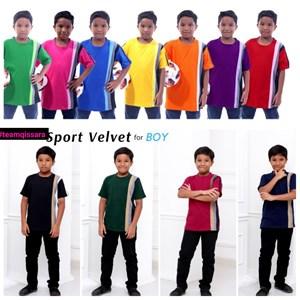 SPORT VELVET - BOY, L-XL