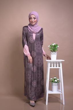 Jubah 'Aisyah (JA107) Size Petite Only