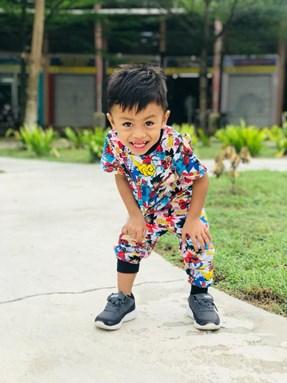 Pyjamas Viral Dragonball KIDS - size 14 dan 16 : utk anak sekolah rendah