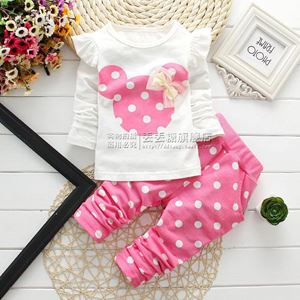 WS-201574-K005 KOREAN BABY 2pcs SET (sz80-110)