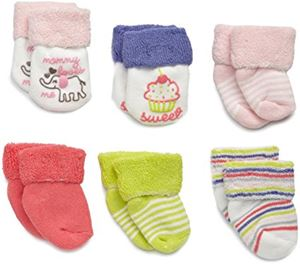 CARTER'S BABY 3 PACK SOCK