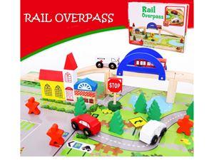 RAIL OVERPASS N00911