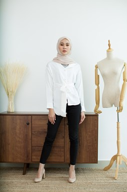 Dazilea Blouse (White)