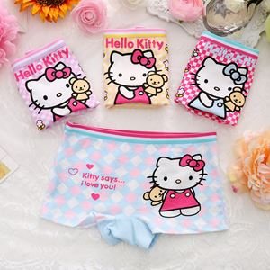 Hello Kitty Girls Panties 4pcs/set - 06