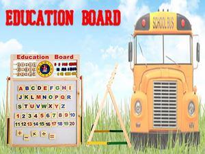 EDUCATION BOARD N01060 eta 23 july 13