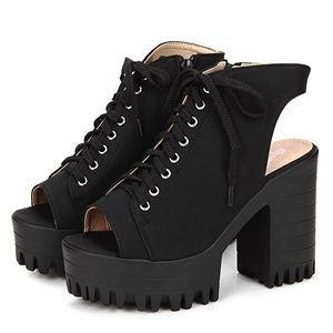 RY155 BLACK [ Size: 35, 37 ]