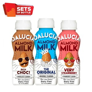 Assorted Almondmilk 300ml