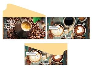 SAMPUL DUIT RAYA 2021 - COFFEE LOVER