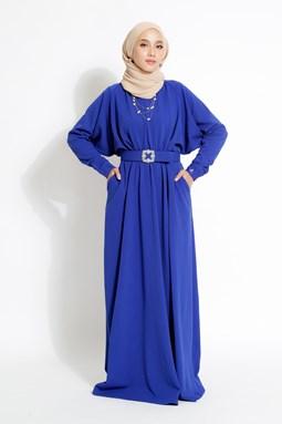 AZZAHRA ROYAL BLUE